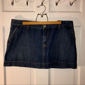 Gap Jeans Denim Skirt